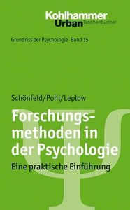 Forschungsmethoden in der Psychologie