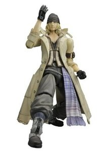 Final Fantasy XIII / 13 - Figur Snow