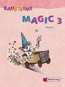 Bausteine Magic 3. Textbook. Bayern