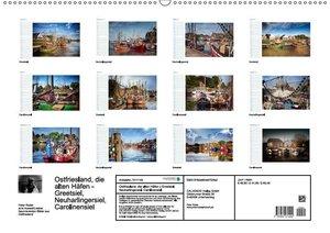 Terminplaner, Ostfriesland, die alten Häfen - Greetsiel, Neuharl