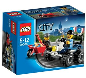 LEGO® City 60006 - Polizei-Quad