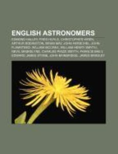 English astronomers