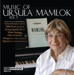 Music of Ursula Mamlok Vol.1