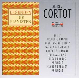 Legenden-Alfred Cortot