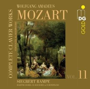 Sämtliche Clavierwerke Vol.11