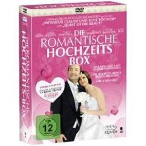 Die romantische Hochzeitsbox
