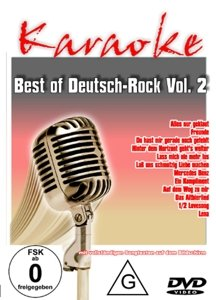 Best Of Deutsch-Rock Vol.2-Karaoke DVD