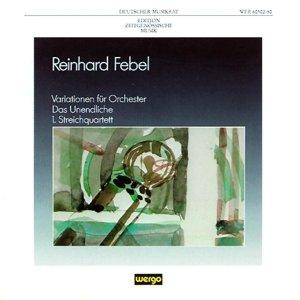 Variationen fur Orchester/Das Unendliche/1.St