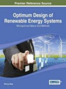 Optimum Design of Renewable Energy Systems: Microgrid and Nature