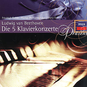 Klavierkonzerte 1-5 (GA)/Klaviersonaten 23,24