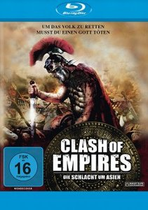Clash of Empires-Blu-ray Disc