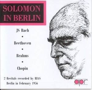 Solomon in Berlin (1956)