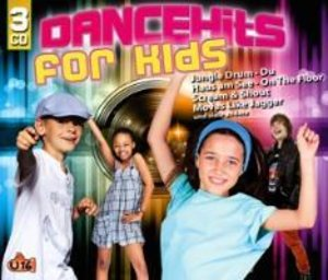 Dancehits For Kids (3 CDS)