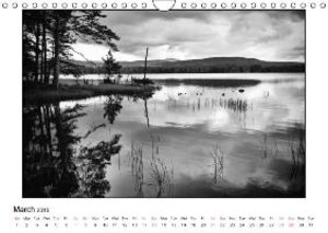 Scotland Landscape beyond Time (Wall Calendar 2015 DIN A4 Lands