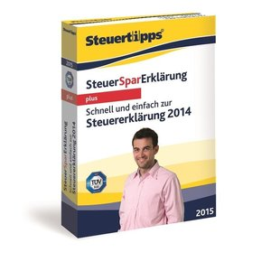 Steuer-Spar-Erklärung Plus 2015
