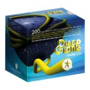 Disco Giants 20 CD Box Set