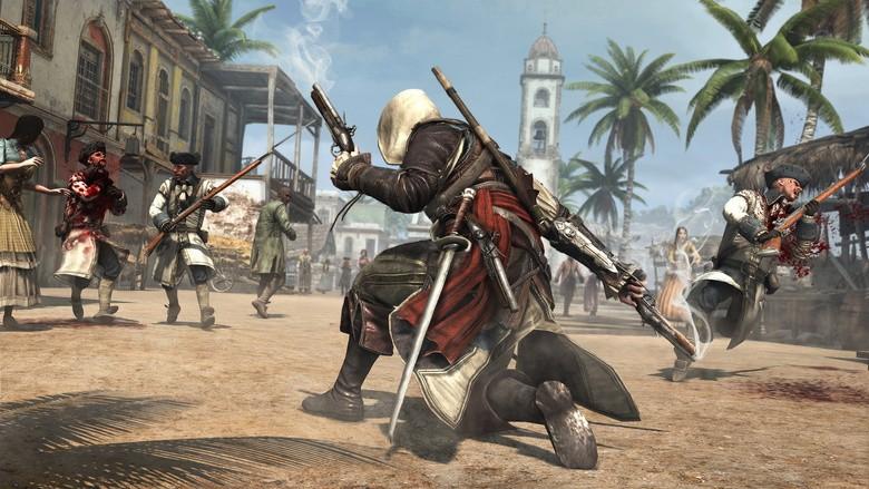 Assassins Creed 4 - Black Flag - zum Schließen ins Bild klicken