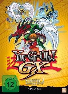 Yu-Gi-Oh! GX - Staffel 2.1: Episode 53-79