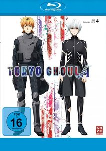 Tokyo Ghoul Root A (2. Staffel) - Blu-ray 4