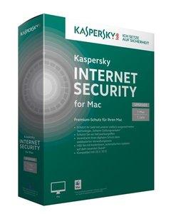 Kaspersky Internet Security für MAC - UPGRADE (1 PC/1Jahr)