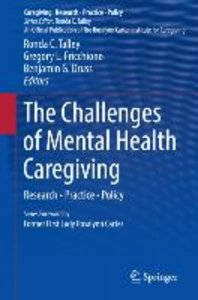The Challenges of Mental Health Caregiving