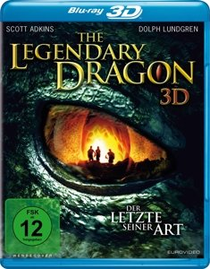 The Legendary Dragon 3D (Blu-ray 3D)