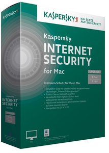 Kaspersky Internet Security für MAC - UPGRADE (1 PC/1Jahr)