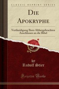 Die Apokryphe