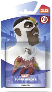 Infinity 2.0: FALCON, SUPER HEROES, Einzelfigur-1-Pack, Disney M