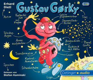 Gustav Gorky (3 CD)