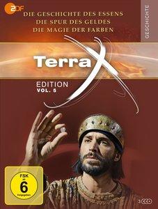 Terra X-Edition Vol.5 Die Geschichte des Essens