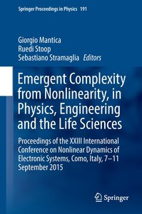 Emergent Complexity from Nonlinearity, in Physics, Engineering a