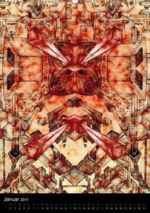 Bunte Welten - Digital Art