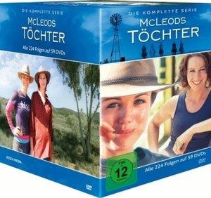 McLeods Töchter - Die komplette Serie im Schuber