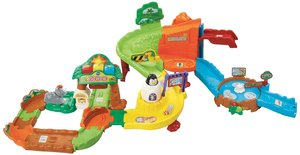 Vtech 80-157204 - Tip Tap Baby Tiere, Zoo