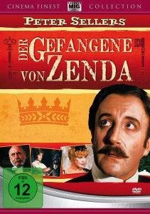 Der Gefangene von Zenda (DVD)