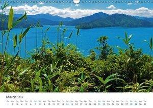 Diversity New Zealand / UK-Version (Wall Calendar 2015 DIN A3 L