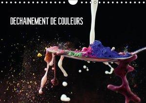 Déchaînement de couleurs (Calendrier mural 2015 DIN A4 horizonta