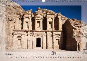 Faszination Jordanien (Wandkalender 2014 DIN A3 quer)