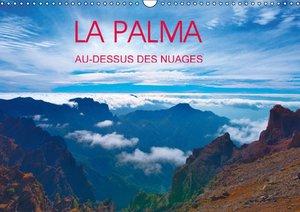LA PALMA AU-DESSUS DES NUAGES (Calendrier mural 2015 DIN A3 hori