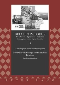 Die Deutschsprachige Gemeinschaft Belgiens