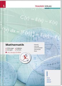 Mathematik I HLW/BAKIP/BASOP inkl. Übungs-CD-ROM - Erklärungen,
