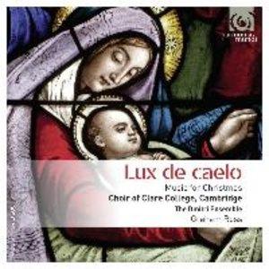 Lux de caelo - Musik für Weihnachten