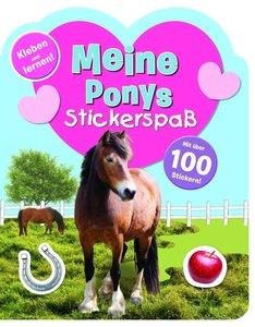 Meine Ponys