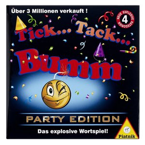 Tick Tack Bumm Party