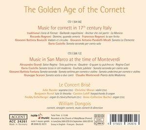 The Golden Age of the Cornett