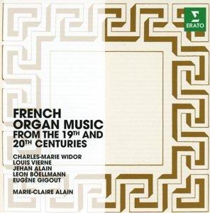 Französische Orgelmusik 19.& 20.Jahrhundert