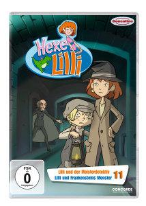 Hexe Lilli 11-Lilli und der Meisterdetektiv (DVD)