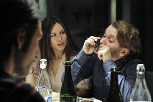 Maria, ihm schmeckts nicht!