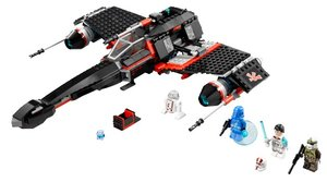 LEGO® Star Wars 75018 - JEK-14s Stealth Starfighter